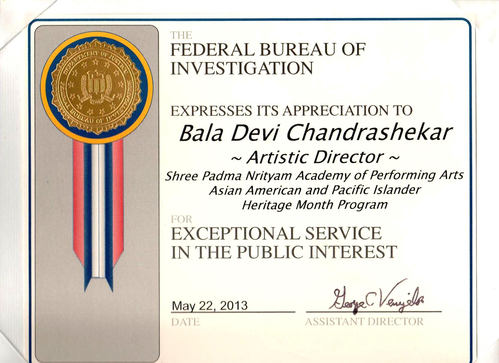 Ungewöhnlich Fbi Certificate Zeitgenössisch - Zertifikat Design ...